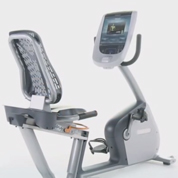 Precor 885 Recumbent Bike