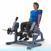 Precor Plate Loaded Leg Extension