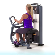 Precor Selectorized Seated Row