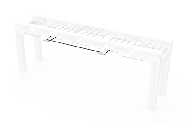 Barra horizontal 3M