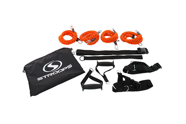 Queenax Stroops Package Elastic App