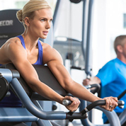 Precor Split Workout: Upper Body