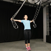 Queenax Up Strength Exercises