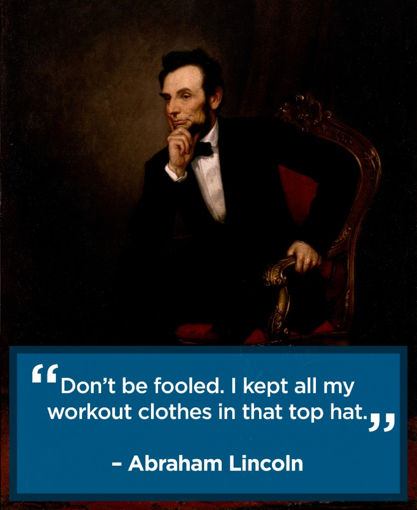 Presidents Quotes Presidents Day Fitness Inspiration Presidential Quotes  Precor Us