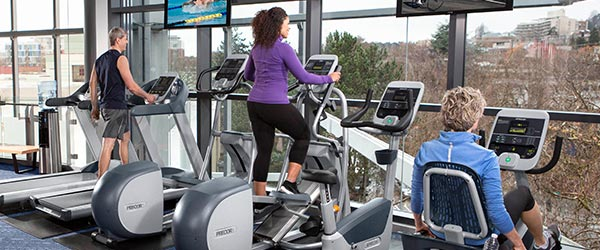 Precor Commercial Assurance Series