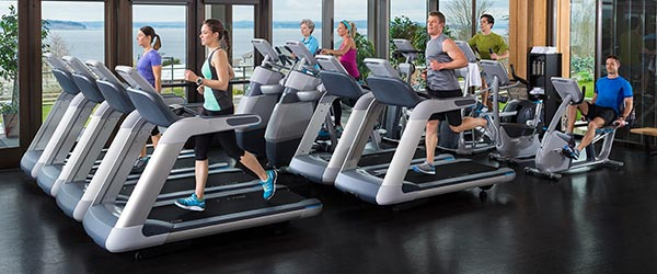 Precor Commercial Strength