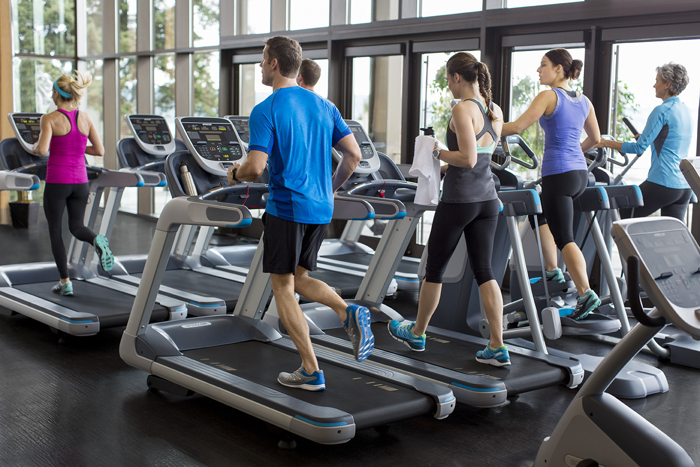 How to choose fitness equipment for your gym precor us for Fitness gym