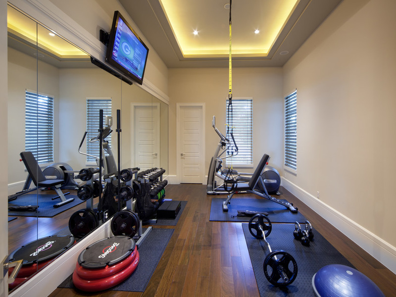Work in some workout room right at home precor us