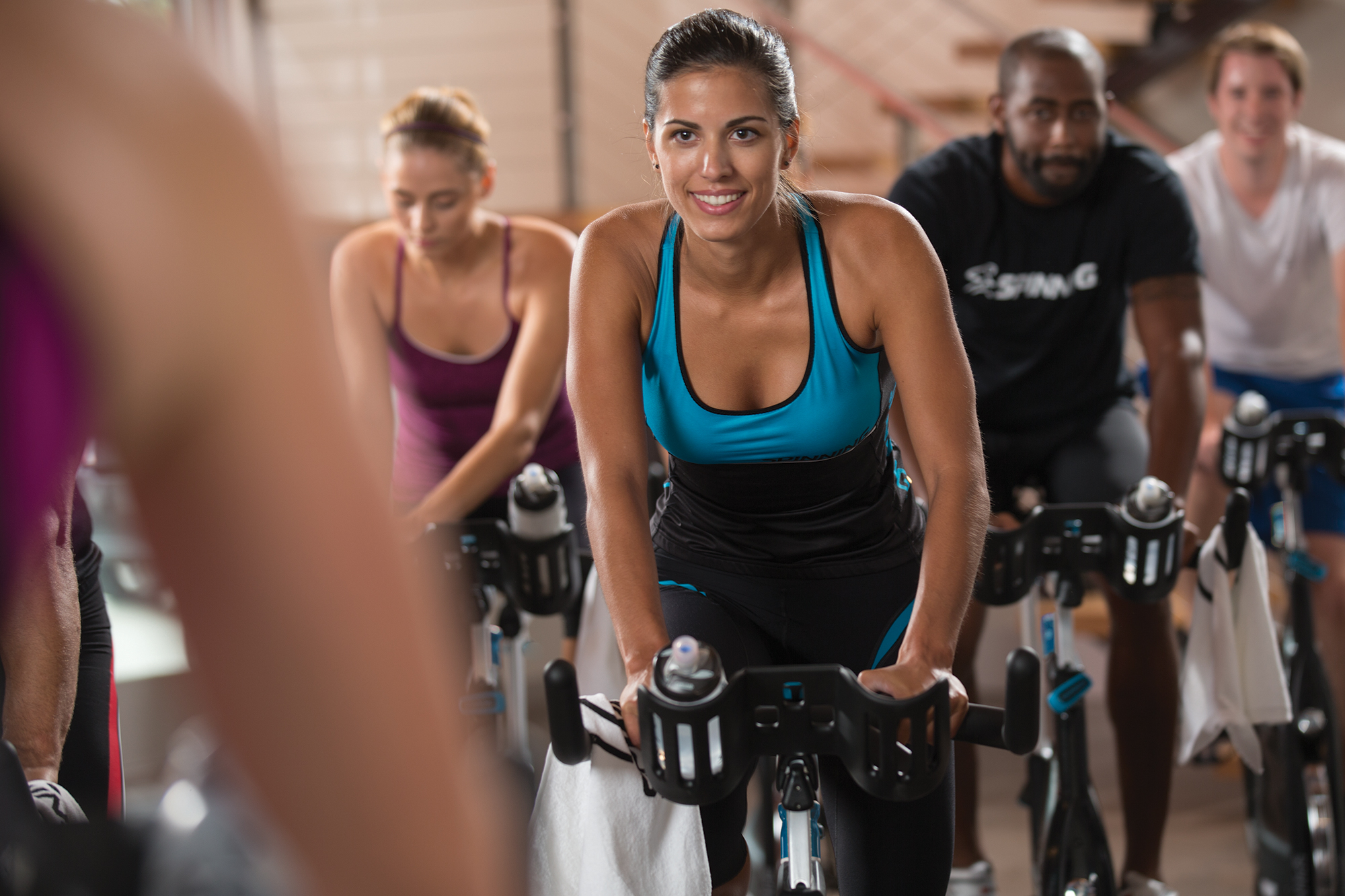 How To Differentiate Your Facility With Spinning Precor Us