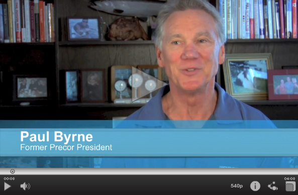 Paul Byrne Club Industry Interview Precor