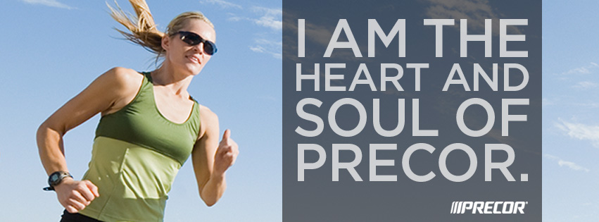 Precor Creed Heart and Soul