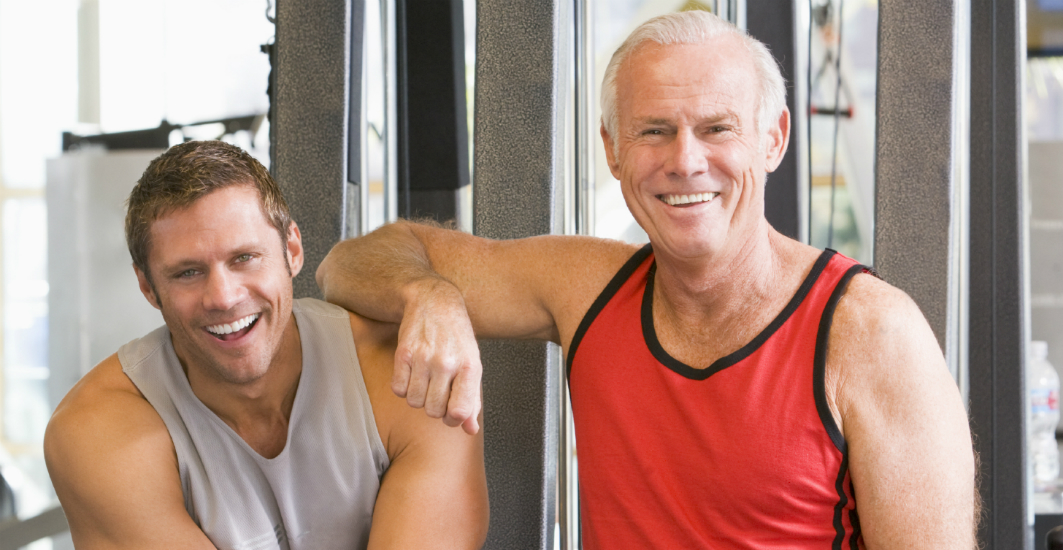 Senior fitness programming
