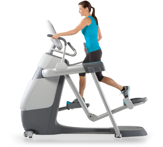elliptical reviews fan rider body