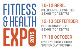 Australian Fitness & Health Expo 2015