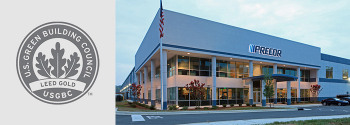 Precor North Carolina Manufacturing