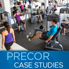 Precor Case Studies