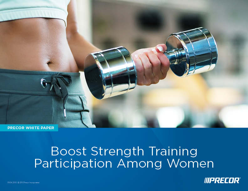 Boost Strength Training Among Women