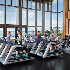 Precor at Health Clubs