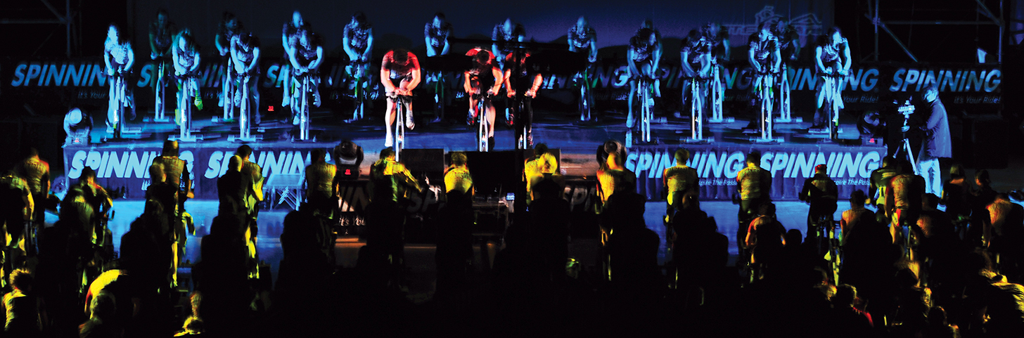 Reignite Your Indoor Cycling Offering with the Spinning® Brand