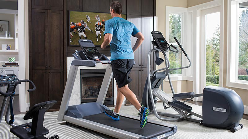 Precor Home Fitness | Exercise Equipment | Best Home ...