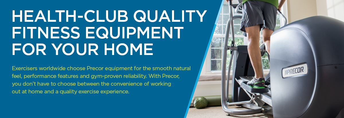 Health-Club Quality Fitness Equipment For Your Home