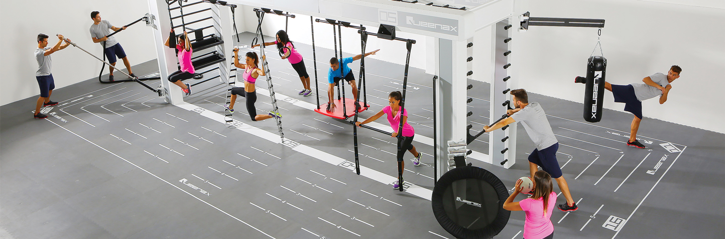 5 Reasons Queenax Functional Training Is Perfect for Your Gym