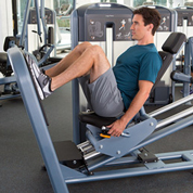 Precor Split Workout: Lower Body
