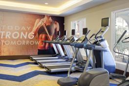 Vistara Apartment Gym