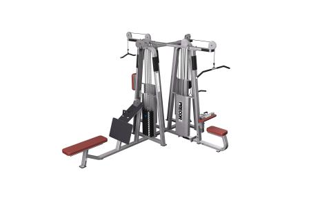 Precor Multi-Station 4-Stack CW2168