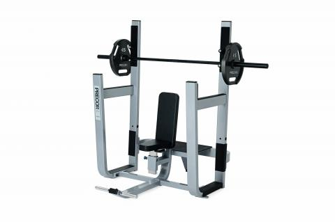 Precor Olympic Seated Bench 507