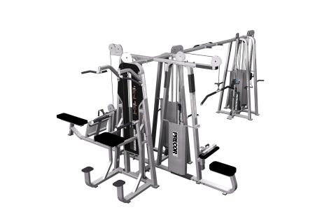 Precor Multi-Station 6-Stack CW2222