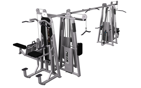 Precor Multi-Station 6-Stack CW2270
