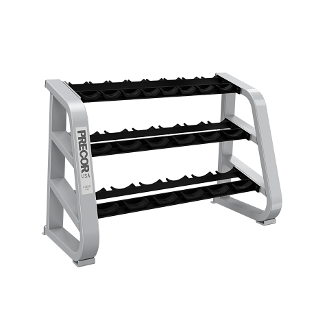 Precor 814 3-Tier Dumbbell Rack