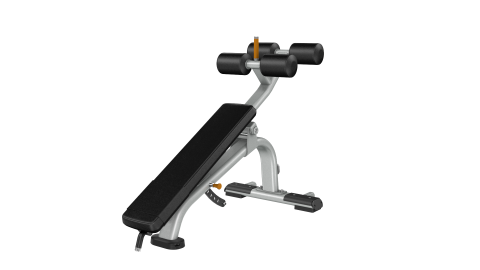 Discovery Series Adjustable Decline Bench