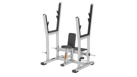 Discovery Series Olympic Shoulder Press