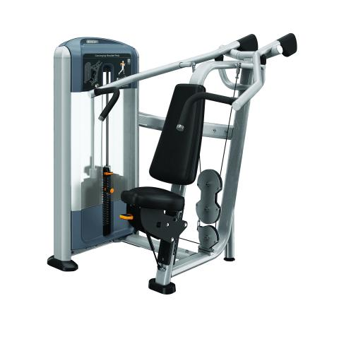 Precor Selectorized Converging Shoulder Press
