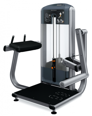 Precor Selectorized Glute Extension