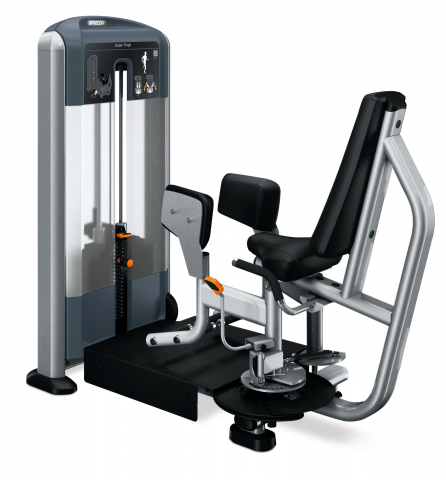 Precor Selectorized Outer Thigh