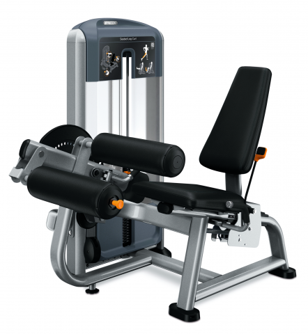 Precor Selectorized Seated Leg Curl
