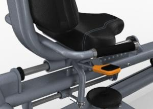 Seated Calf Extension DSL0623