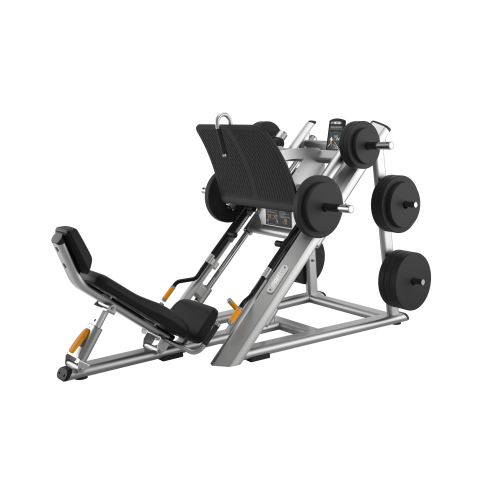 Strength Training Equipment Discovery Series Angled Leg