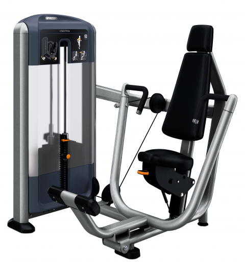 Precor Selectorized Chest Press