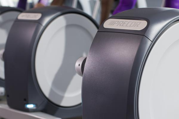 Meet Our New Elliptical: The Experience™ Series EFX® with Converging CrossRamp®