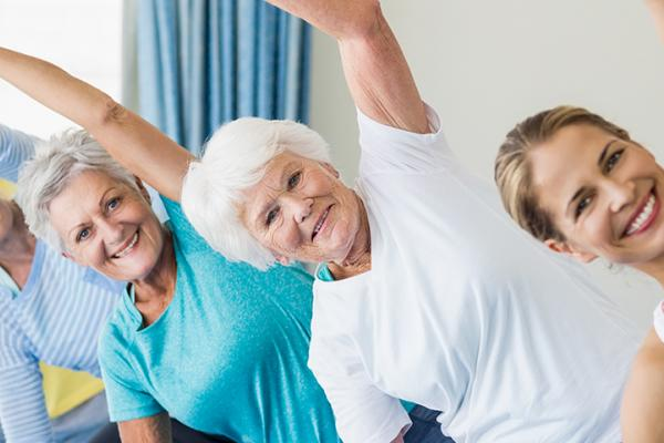 Free Report: Health Club Industry Active Aging Report