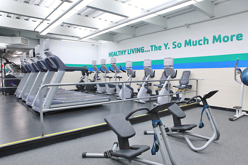 Great South Bay Ymca Precor