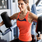 Precor Total Body Strength Workout
